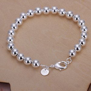 Flash Twisted Mixed Women's Aberdeen Box Pearl Sterling Silver Hot Pieces 8 Rope Style GTB31 Bracelet Sale Bracelet 925 Silver Sand Wlnjo