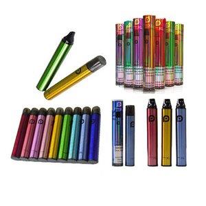 Posh Plus XL Disposable Vape pen Electronic Cigarettes starter kit Pod Device 1500 Puffs Pre Filled 5ML 650mAh Battery vapors wholesale