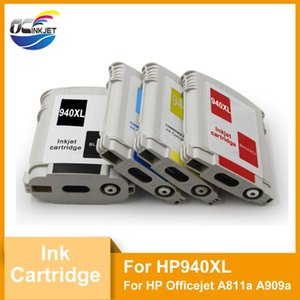 Ink Cartridges OCINKJET Third Party Brand For 940XL Cartridge With Chip Compatible Officejet A811a A909a A909n A909g A910g A910n