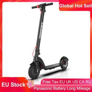الاتحاد الأوروبي الأسهم grundig x7 الكهربائية سكيت سكوتر دراجة طوي ركلة سكوتر 36V 6.4Ah البطارية escooter