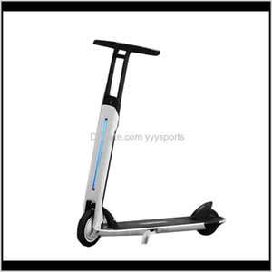 Bicycle Cycling Sports & Outdoors Drop Delivery 2021 Sell Electric Portable Household High Speed Segway Scooter Ninebot Air T15 Kqche
