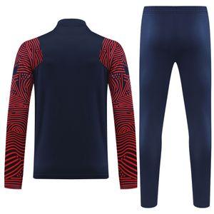 Toute combinaison de jersey de soccer Jersey Kits / noms personnalisés et numéros de Soccer Jersey doit contacter une enquête s'il existe des stocks