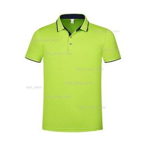 Koleksiyon polo gömlek ter emici ve kuruması kolay yaz T-shirt 2021 geçen sezon