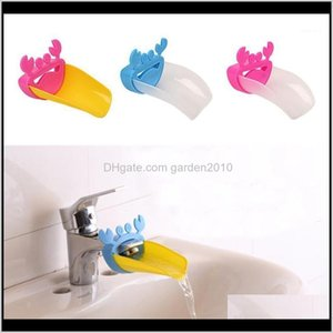 Bath Accessory Set Funny Cartoon Crab Children Faucet Extender Bathroom Animal Tap Water Spout Sink For Baby Kitchen Accessories1 Xvko 9Cyr2