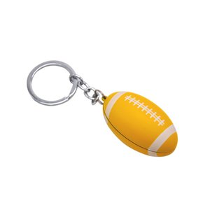 Rugby Smoking Pipe Creative design Metal Magnet Smoke Pipes Zinc Alloy Magnetic Tobacco Cigarette Tools keychain smokes set 53*15cm HHC7551