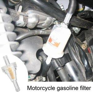 Parts Gasoline Filter Heat-resistant Reusable Brass Universal Inline Fuel Car Accessories Transparent Replacement Tool