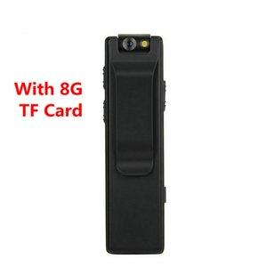 Mini Digital Camera HD Flashlight Micro Cam Magnetic Body Motion Detection Snapshot Loop Recording