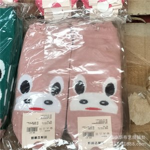 women's cotton socks 12 pairs Fashionable stoings, one bag of lovely three-dimensional cartoon stoings
