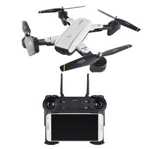Leadstar 2MP RC Quadcopter с камерой WiFi FPV Складное селфи Дрон Высота HOLD Pocket VS YH-19HW Visuo XS809HW D30 Brones