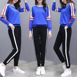 Cousssit для женщин 2021 Весна Женская Мода Флисовые Топы Брюки Костюмы S Случайный Цвет Соответствие 2 Шт. Устанавливает 2