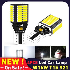 W16w Led T15 921 Canbus Bulbs On Cars Accessories Automotive Goods Auto Diode Lamps Back Up Reverse Lights For Seat Ibiza 6l 6j Emergency