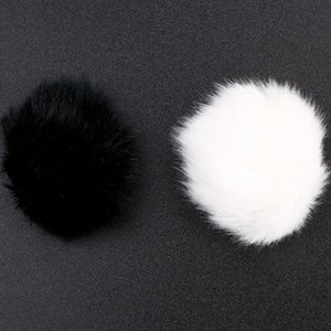 Soft Artificial Fur Muff Winder Microphone Cover Windscreen Windshield For Lapel Lavalier Microphones Sony D50 Arrival!