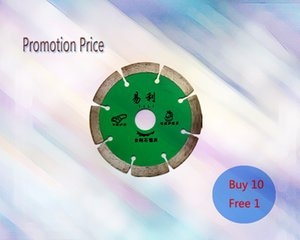 110mm Yi Guang 4.5 Cut Stone Pieces Marble Concrete Tiles Glass Granite Cut Slotted Diamond Saw Blades