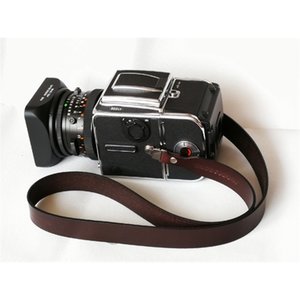 Wide Leather Neck Strap With Lugs Fits For Hasselblad 500CM 501 503 CX CW Camera Neck Shoulder Strap Wrist Belt