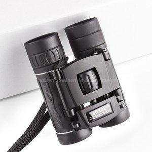 40x22 8x21 10x22 Compact Mini Bak4 Green Film Binoculars Children's Gift B2YN719