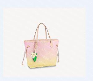 MM تصميم حقائب اليد الكلاسيكية حقيبة بجانب حمام سباحة جلد طبيعي عالية يجب أن جلد البقر بيع حمل ختم أزياء التسوق الكتف