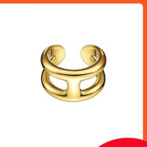 Character Catena di carattere in metallo apertura anello gioielli giapponese e coreano da donna