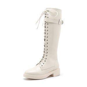 boot Women of large size at knee height high buckle rider woman long heels women's stockings girl boots party shoes 373A