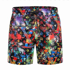 Mens designer Shorts Summer 21ss men Beach Pants High-quality Swimwear Male Letter Surf Life Swim Tiger Fashion Short