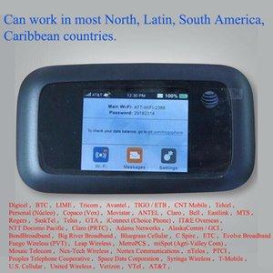 غير مقفلة ZTE MF923 (ATT Verizon T-Mobile Velocity) 4G LTE Routers نقطة اتصال موبايل