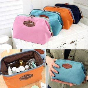 أكياس التجميل أزياء المرأة حقيبة ماكياج المنظم أدوات الزينة تخزين السفر حقيبة يد غسيل الحقيبة