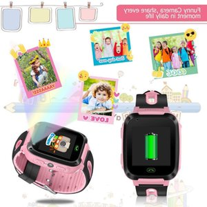 AD SmartWatches Locator watch Kid Call Finder Tracker GPS Baby Location Watch Smart for Children SOS Anti Lost Monitor G22 992