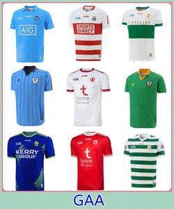 20 - 21 Dublin GAA Home Jersey Caillimh Tipperary Áth Cliath Camisa David Treacy Tom Connolly 2021-21 Camisetas de Rugby S-5XL