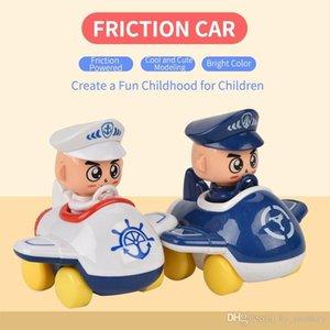 Ранние детские инерционные автомобиль Cool и очаровательны для трения Модель автомобиля Прекрасный яркий дизайн выражений лица для детей на день рождения подарок игрушка 02