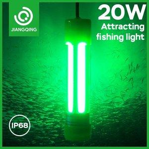 Attracting Fish Lamp Underwater Fishing Squid Light Lights