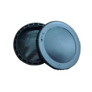 Lens Caps 1-10Pairs Camera Body Cap + Rear Protector For Eos R Eosr RF Mount Full Frame