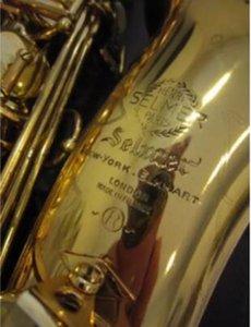Mark VI Sax Model Gold Lacquer E Flat Alto Saxophone Eb with Case Accessories