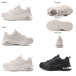 Heightening Women's Inner Shoes Designers Autumn Winter Daddy Thick Soled Sports Leisure Air Cushion Running Leather GPHG