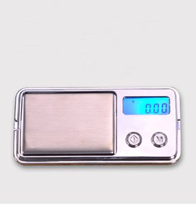 High Precision Digital Kitchen Scale With LCD Backlight Display Portable Electronic Scales 100g x 0.01g
