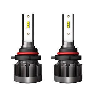 Car Headlights Headlight Bulbs H7 LED Lights H4 H1 H11 9005 9006 8000LM 6000K 12V 24V Auto Headlamp CSP Chip Fog Light Bulb Better Than COB