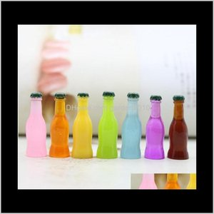 Novelty Items Resin Food Toys Necklace Pendant Accessories Coke Bottles Diy Cell Phone Shell Beauty Material Nail Adornment 3Qb68 Aqto0
