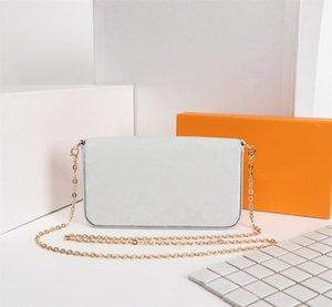 2021 Designer Taschen Mode Satteltasche Tote Plain Handtaschen Frauen Schulter Handtasche Crossbody Brieftasche Frei Shopping Luxurys