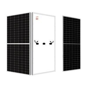 SANG 370W monocrystalline 166 mm perc 120 half cells cut TUV BIS certificate solar panel