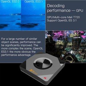 New Android 10 T95 Super Smart TV Box Android Box Set Top Allwinner H3 GPU G31 2G 16G WiFi Wireless 4K HD T95 Media Player