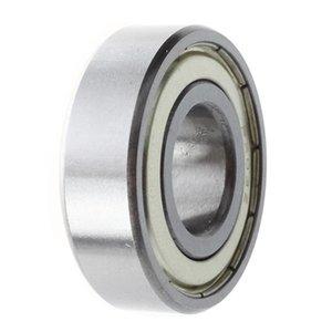 Bearings 6203Z Deep Groove Double Metal Shields Metric Ball Bearing 17 X 40 12mm