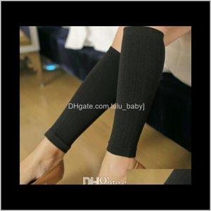 Professional Blackskin Powerful Pressure Antiskid Shank Resilient Antichafe Calf Belt Body Sculpting Slimming Ha095 Fqk3H Leg Upe0W