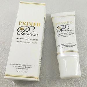 Fundación Maquillaje Primer Impermeable Face Cosmetics Ropa natural 28G 1 onza Imprimido y sin pors