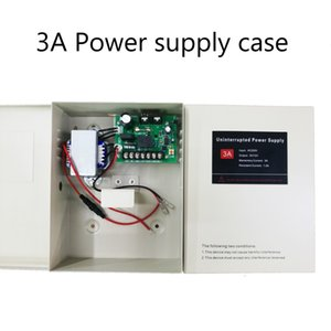 Access Control Uninterrupted Power Supply Case White 12V 3A 5A Optional Back-Up Power Electricity Transformer Home Office Use