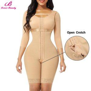Fajas Colombianas Reductora Waist Trainer Body Shapewear Bodysuit BuLifter Slimming Corset Women's Underwear Belly Sheath Shapers