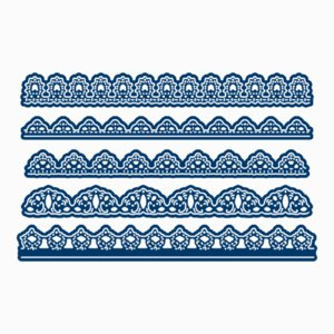 Painting Supplies 2021 Border Edges Metal Cutting Dies For DIY Scrapbooking And Card Making Decorative Embossing Craft No Stamp