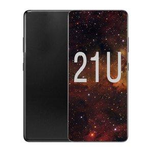 2021 Cellphone 21U 1GB RAM 4GB 8GB 16GB ROM Show 5G WIIFI Bluetooth Camera All Screen Andorid Unlocked Mobilephone