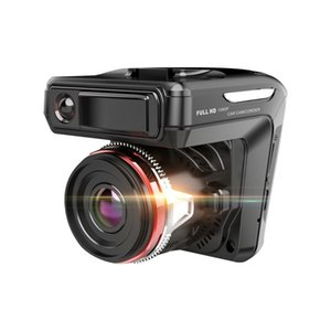 MSY-301 Car DVR Camera Radar Detector 24 inch Screen FHD 1080P Support GPS TF Card G-Sensor Loop Recording