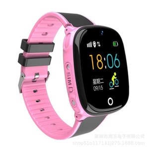 Children's watchs Physical shootingIP67 Hw11 smart waterproof student sports watch po touch screen anti loss GPS