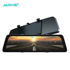 Dual Cameras HD tachograph IDR 1920*1080 Car DVR Vehicle Dash Camera Video Recorder Tachographs Touchscreen Rear-view Mirror Cars DVRs