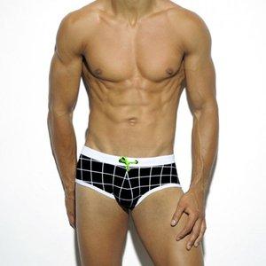 Swim Briefs Sexy Swimwear Zwembroek Heren Sunga masculina Swimsuits men swimming Trunks Boxers maillot de bain homme mens