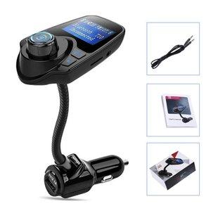 Eincar FM Bluetooth FM Transmisor Adaptador de radio AUDIO CAR AUDIO KIT 5V 2.1A Cargador de automóvil USB MP3 Player Tarjeta TF